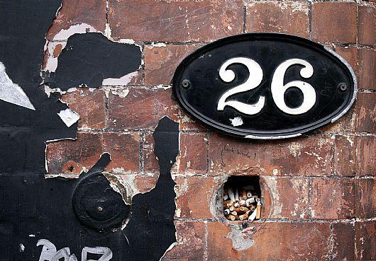 26 wall