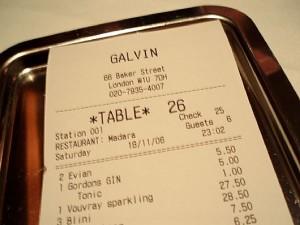 Galvin Restaurant, Baker Street - Jim Davies