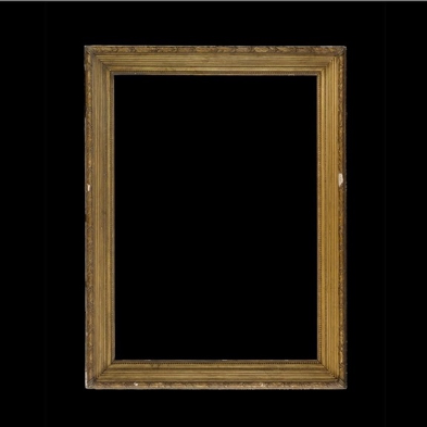 Image: Frame for unknown painting, 2nd half 19th century. © RA Collection, Royal Academy of Arts, London.