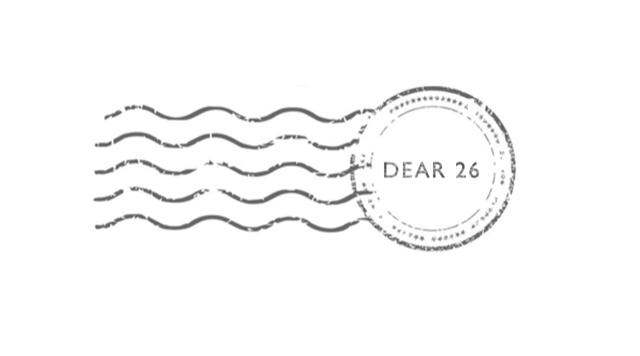 Dear 26 Logo