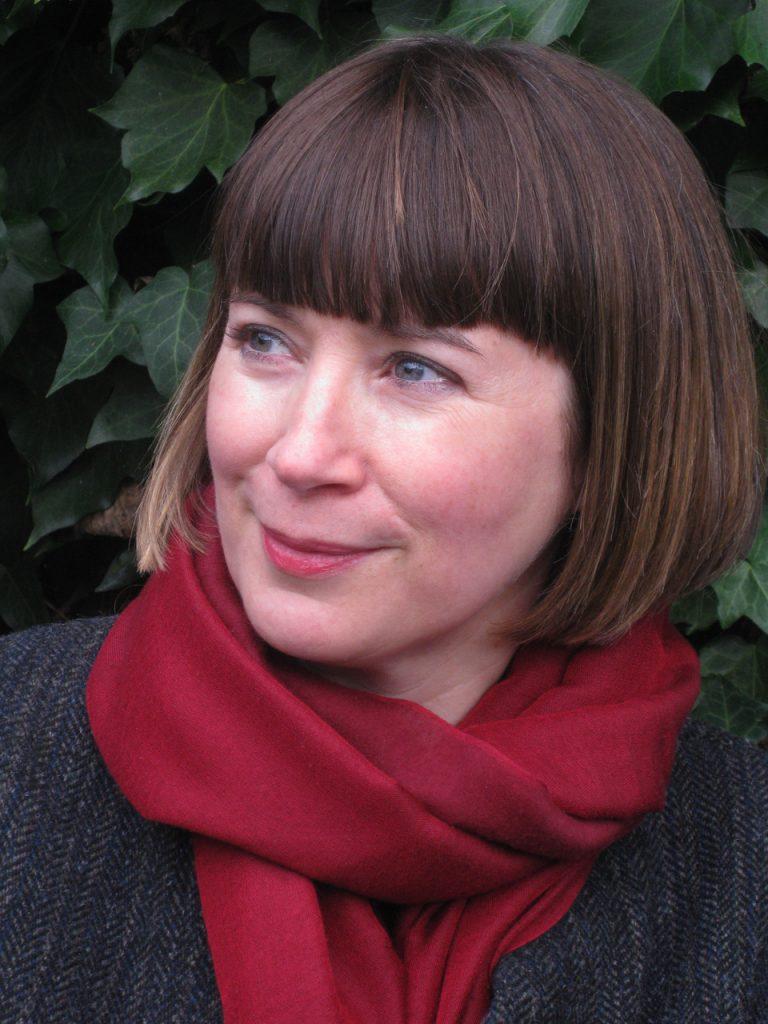 Author Jill Hopper